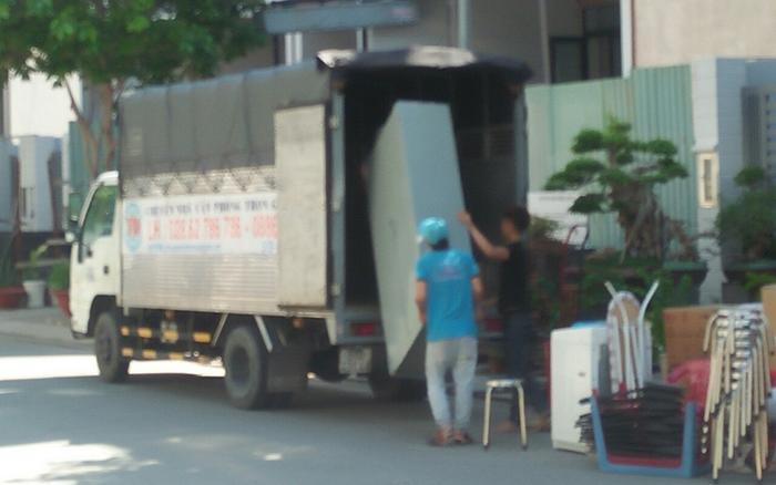 Dịch vụ chuyển nhà giá rẻ tại TPHCM chuyên nghiệp cùng Tiến Đạt